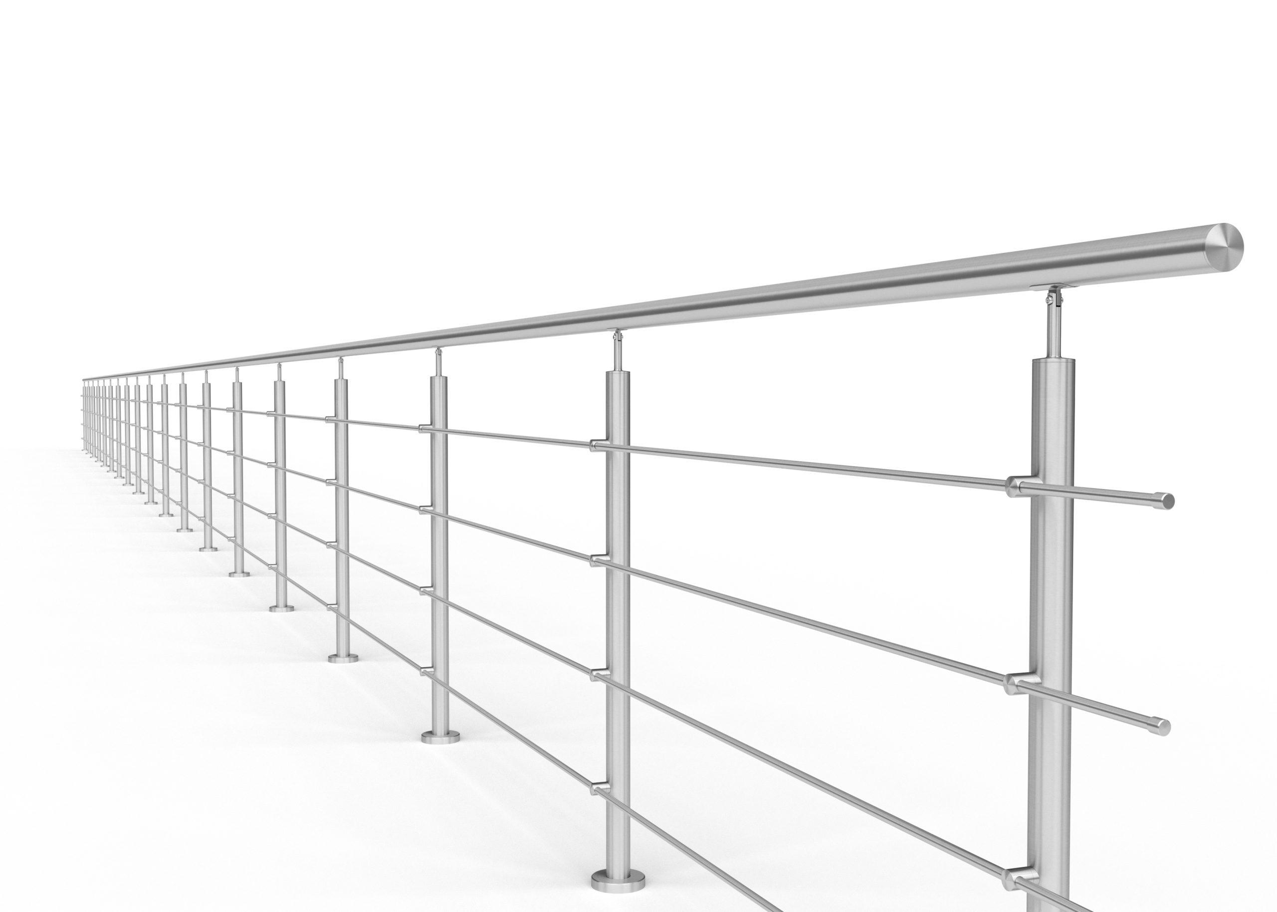 Balustrady aluminiowe - najważniejsze informacje