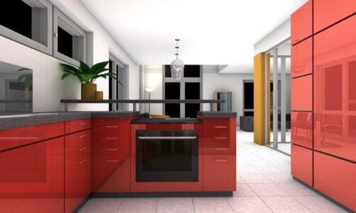 Blat kamienny do kuchni z konglomeratu – dlaczego warto?