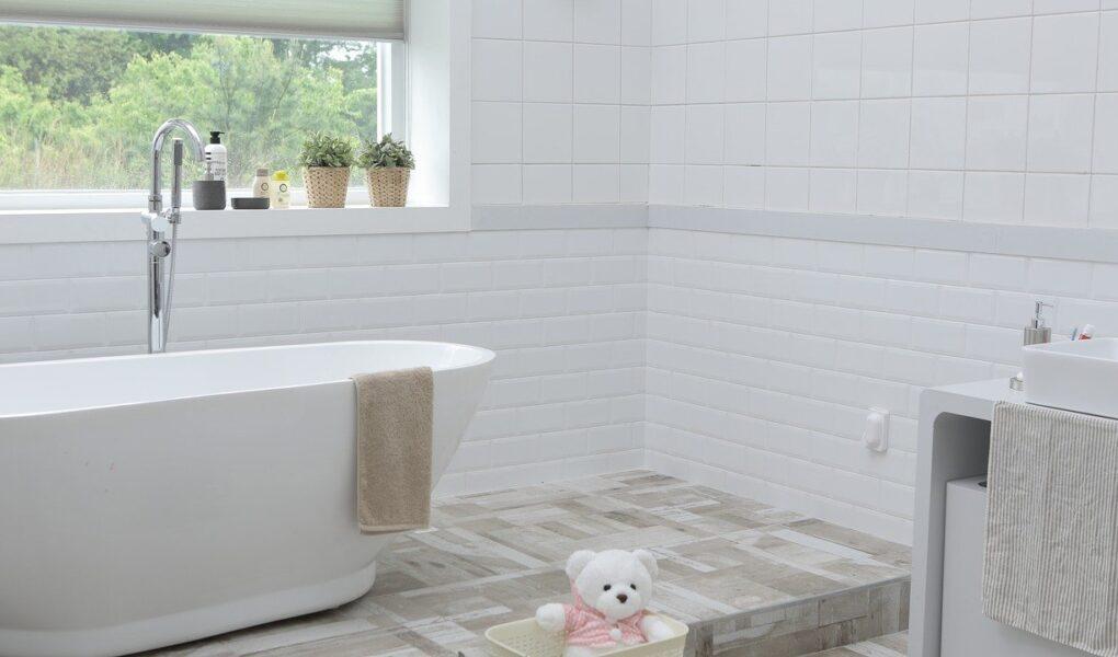 Efektowna aranżacja łazienki tylko z Corsan!